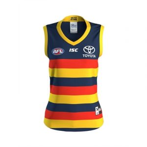 Fitness Mania - Adelaide Crows Ladies Home Guernsey 2019