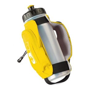 Fitness Mania - 1000 Mile UP Kielder Handheld Water Bottle - 600ml - Yellow