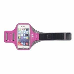 Fitness Mania - 1000 Mile UP Ridgeway Smartphone Armband - Pink
