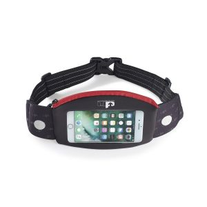 Fitness Mania - 1000 Mile UP Titan Touch Running Waistpack - Red