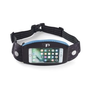Fitness Mania - 1000 Mile UP Titan Touch Running Waistpack - Royal Blue