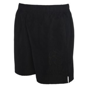 Fitness Mania - Canterbury Tonal Tactic Mens Training Shorts - Black