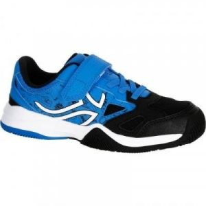 Fitness Mania - TS560 Kids' Tennis Shoes - Blue/Black