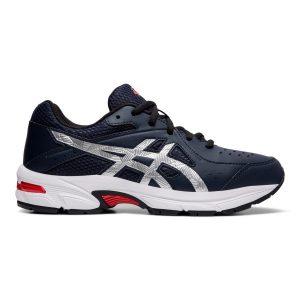 Fitness Mania - Asics Gel 195TR GS - Kids Boys Cross Training Shoes - Midnight/Silver
