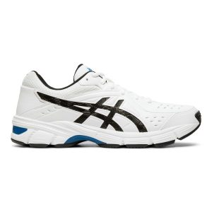 Fitness Mania - Asics Gel 195TR - Mens Cross Training Shoes - White/Black