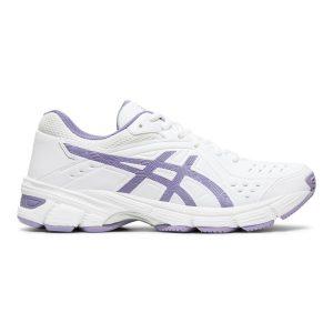 Fitness Mania - Asics Gel 195TR - Womens Cross Training Shoes - White/Ash Rock