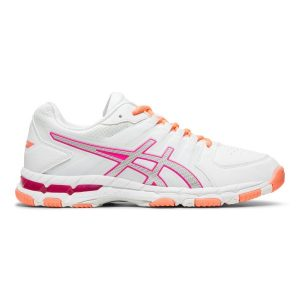 Fitness Mania - Asics Gel 540TR - Womens Cross Training Shoes - White/Pink Glo