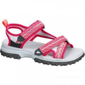 Fitness Mania - Girls' Hiking Sandals Hike 500 - Pink