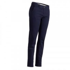 Fitness Mania - Women's Mild Weather Golf Trousers - Navy