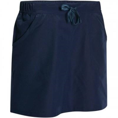 Fitness Mania – Women's Arpenaz 50 Hiking Skirt and Shorts – Navy