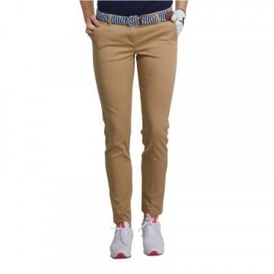 Fitness Mania – Women's Golf Trousers 500 – Beige