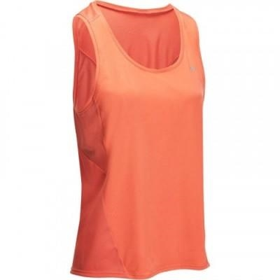 Fitness Mania – Women's Hiking Tanktop TechFRESH 100 – Coral
