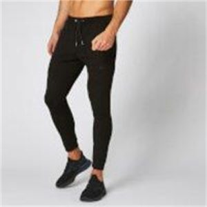 Fitness Mania - City Joggers - Black  - XL