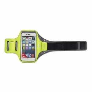 Fitness Mania - 1000 Mile UP Ridgeway Smartphone Armband - Fluro