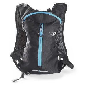 Fitness Mania - 1000 Mile Ultimate Performance Tarn Hydration Pack - 1.5L - Blue/Charcoal