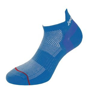Fitness Mania - 1000 Mile Ultimate Tactel Trainer Mens Sports Socks - Royal Blue