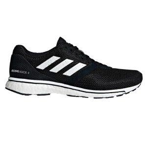 Fitness Mania - Adidas Adizero Adios 4 - Womens Running Shoes - Core Black/Footwear White