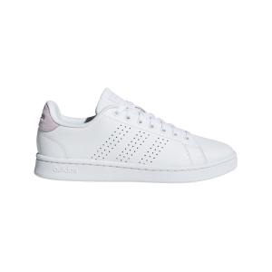 Fitness Mania - Adidas Advantage - Womens Sneakers - Footwear White/Light Granite