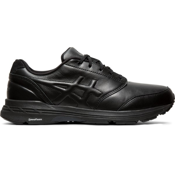 Fitness Mania – Asics Gel Odyssey – Mens Walking Shoes – Triple Black
