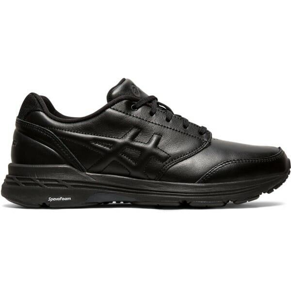 Fitness Mania – Asics Gel Odyssey – Womens Walking Shoes – Triple Black