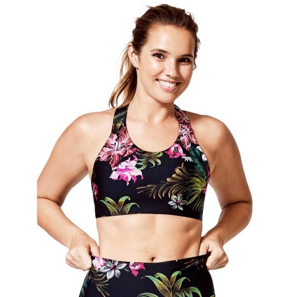 Fitness Mania – Running Bare Power Up Womens Sports Bra – Isabella