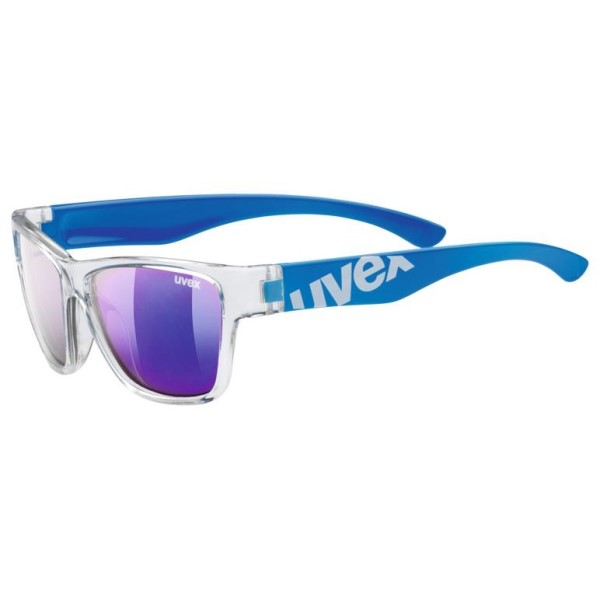 Fitness Mania – UVEX Sportstyle 508 Kids Sunglasses – Blue