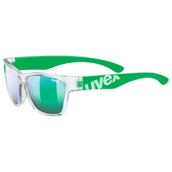 Fitness Mania – UVEX Sportstyle 508 Kids Sunglasses – Green