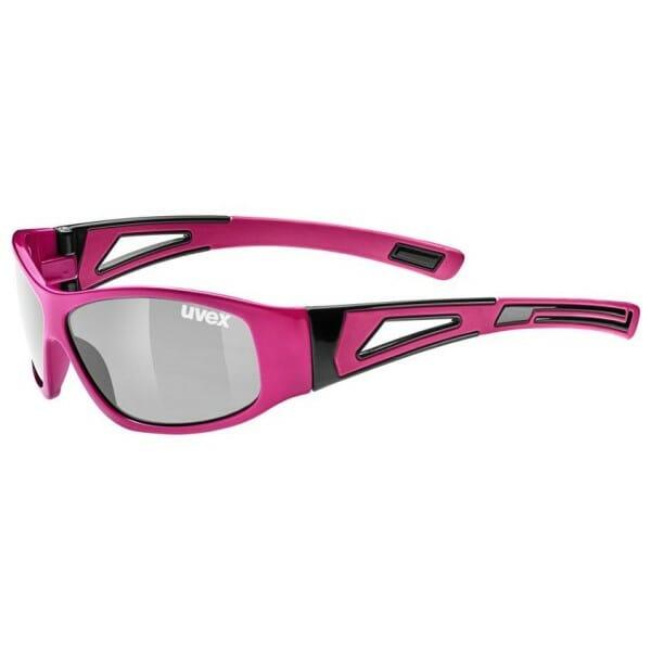 Fitness Mania – UVEX Sportstyle 509 Kids Sunglasses – Pink