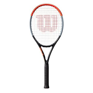 Fitness Mania - Wilson Clash 100UL Tennis Racquet - Black/Green/Red