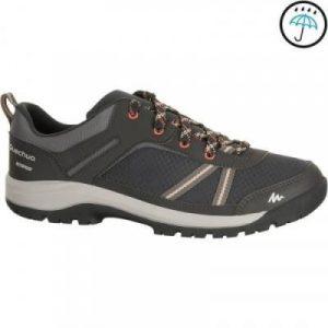 Fitness Mania - Women's Waterproof Hiking Boots Arpenaz 100 - Black