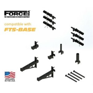 Fitness Mania - Force USA - SPOTTER KIT for Multi-Functional Trainer - (Includes 1x Pair J-Hooks