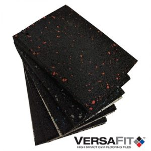 Fitness Mania - VersaFit Rubber Gym Tiles Sample Pack