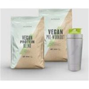 Fitness Mania - Vegan Performance Bundle - Sour Apple - Coffee and Walnut