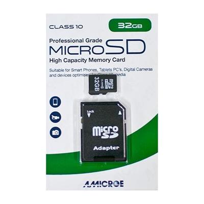 Fitness Mania – 32GB MICRO SD Card