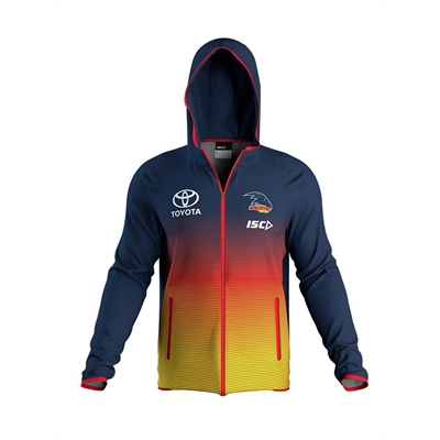 Fitness Mania – Adelaide Crows Team Hoody 2019