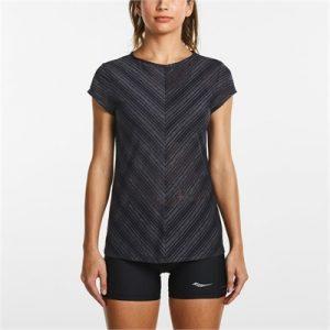 Fitness Mania - Saucony - Breeze Short Sleeve Tee