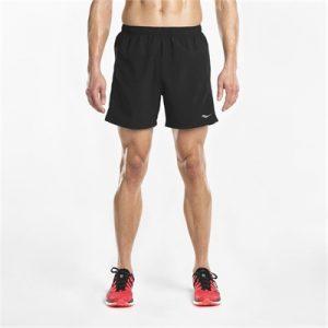 "Fitness Mania - Saucony - Men's Alpha 5"" Woven Short"