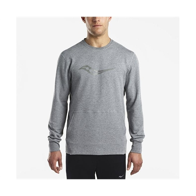 Fitness Mania – Saucony – Men's Cooldown Long Sleeve
