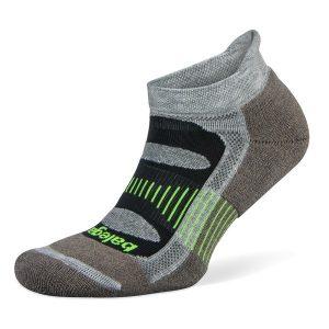 Fitness Mania - Balega Blister Resist No Show Running Socks - Mink/Grey