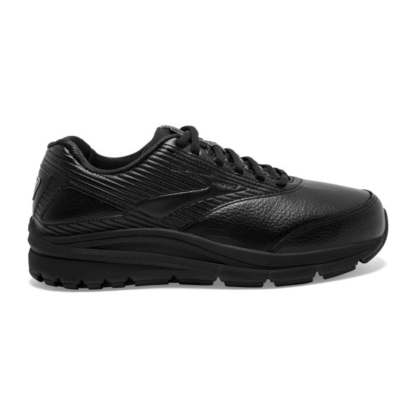 Fitness Mania – Brooks Addiction Walker 2 Leather – Womens Walking Shoes – Black
