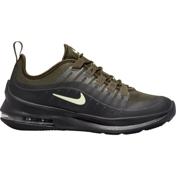 Fitness Mania – Nike Air Max Axis GS – Kids Sneakers – Cargo Khaki/Barely Volt/Black