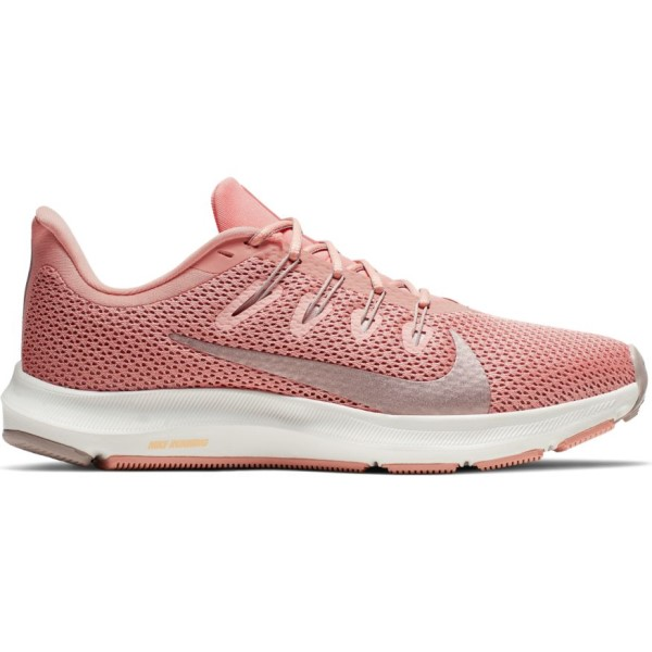 Fitness Mania – Nike Quest 2 – Womens Running Shoes – Pink Quartz/Pumice