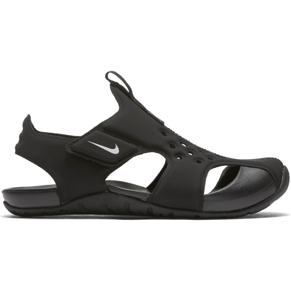 Fitness Mania – Nike Sunray Protect 2 PS – Kids Sandals – Black/White