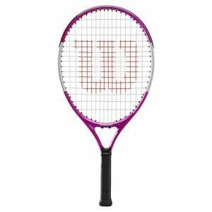 """Fitness Mania - Wilson Ultra Pink 21"""" Junior Kids Tennis Racquet"""