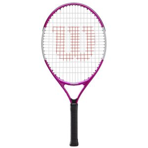 """Fitness Mania - Wilson Ultra Pink 23"""" Junior Kids Tennis Racquet"""