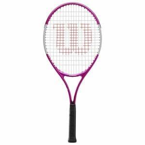 """Fitness Mania - Wilson Ultra Pink 25"""" Junior Kids Tennis Racquet"""