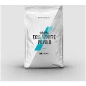 Fitness Mania - 100% Egg White Powder - 1kg - Free Range Unflavoured