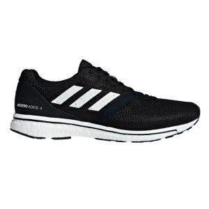Fitness Mania - Adidas Adizero Adios 4 - Mens Running Shoes - Core Black/Footwear White