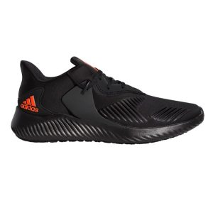 Fitness Mania - Adidas AlphaBounce RC - Mens Running Shoes - Core Black/Solar Red/Core Black