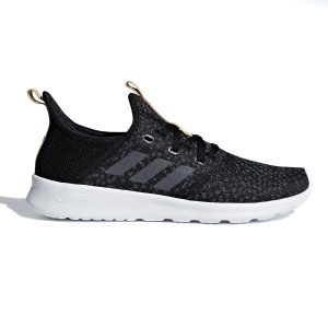 Fitness Mania - Adidas Cloudfoam Pure - Womens Casual Shoes - Core Black/Grey/Black